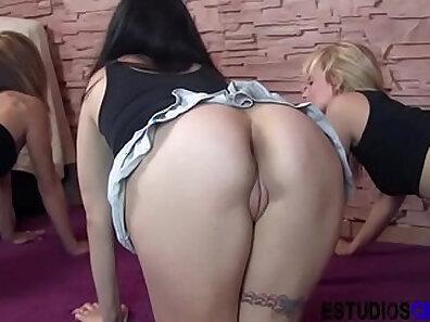 fucking in HD, hot babes, nude yoga, sensual lesbians, threesome fuck xxx movie