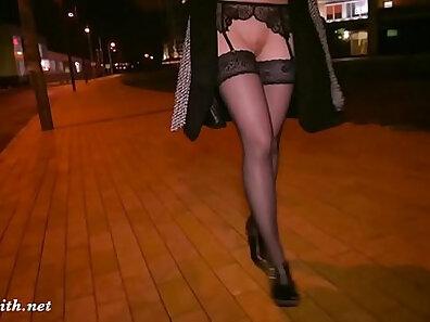 exhibitionist xxx, girls in stockings, tits flashing, watching sex xxx movie