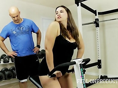 fitness club, hot babes, hot stepmom, pussy videos, sex during workout, wet pussy xxx movie