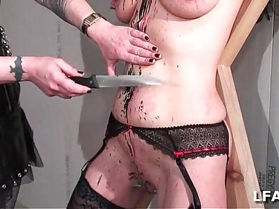 BDSM in HQ, fist in pussy, mature women, older woman fucking xxx movie