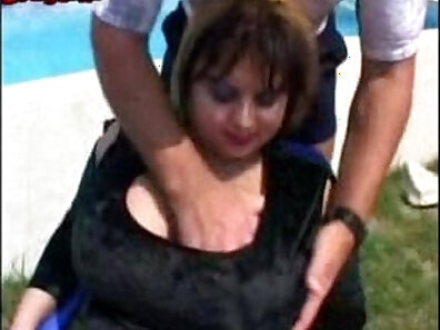 enormous boobs, fucking in HD, outdoor banging xxx movie