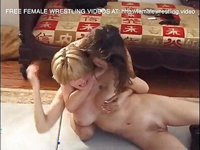 blondies, brunette girls, nude, wrestling sex xxx movie