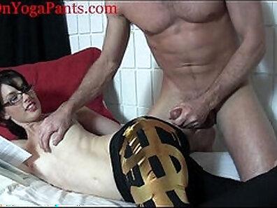 fucking for money, spandex porn xxx movie