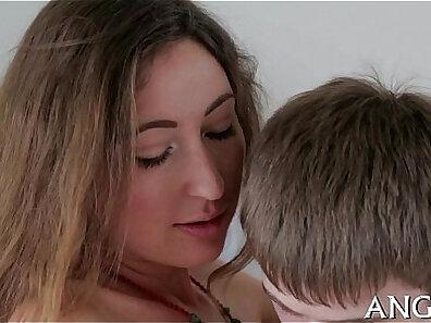cock riding, horny babes xxx movie