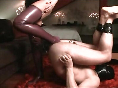 femdom fetish, fist in pussy xxx movie