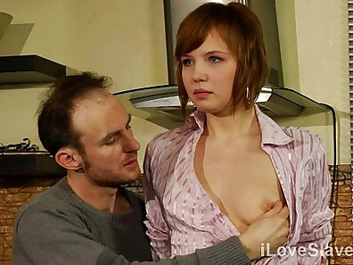 lovely cuties, making love, master and slave, redhead babes, sexual punishment, slave porn xxx movie