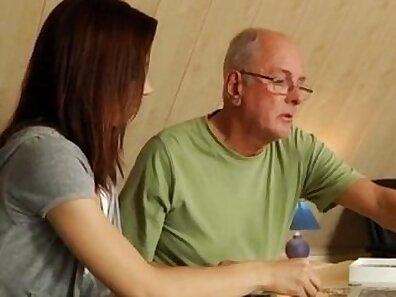 handsome grandfather, old guy movies xxx movie
