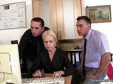 blondies, mother fucking, office porno, random dude xxx movie