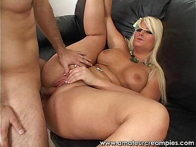 creampied pussy xxx movie