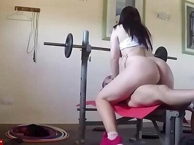 fitness club, joy, naked women xxx movie